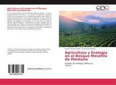 Agricultura y Ecología en el Bosque Mesófilo de Montaña