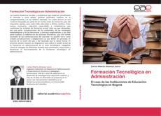 Capa do livro de Formación Tecnológica en Administración
