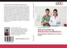 Copertina di Salud Familiar en Estudiantes de Medicina: