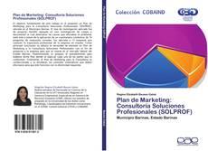 Plan de Marketing: Consultoría Soluciones Profesionales (SOLPROF) kitap kapağı