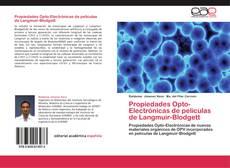 Bookcover of Propiedades Opto-Electrónicas de películas de Langmuir-Blodgett
