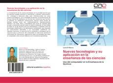 Borítókép a  Nuevas tecnologías y su aplicación en la enseñanza  de las ciencias - hoz