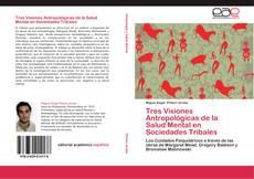 Bookcover of Tres Visiones Antropológicas de la Salud Mental en Sociedades Tribales