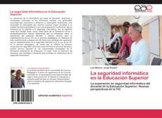 Capa do livro de La seguridad informática en la Educación Superior