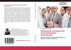 Portada del libro de Evaluación y proyección de la formación empresarial
