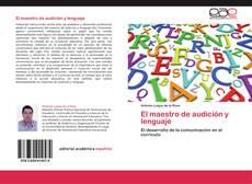Bookcover of El maestro de audición y lenguaje