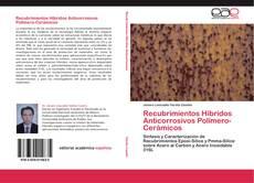 Portada del libro de Recubrimientos Híbridos Anticorrosivos Polímero-Cerámicos
