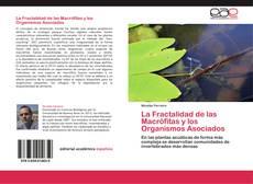 Capa do livro de La Fractalidad de las Macrófitas y los Organismos Asociados