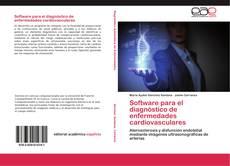 Copertina di Software para el diagnóstico de enfermedades cardiovasculares