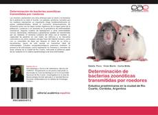 Determinación de bacterias zoonóticas transmitidas por roedores的封面