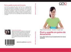 Bookcover of Puré y papilla en polvo de Arracacha