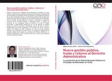 Обложка Nueva gestión pública, huida y retorno al Derecho Administrativo