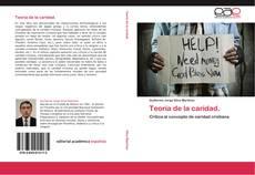Couverture de Teoría de la caridad.