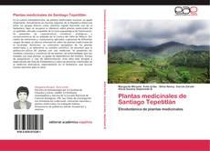 Plantas medicinales de Santiago Tepetitlán kitap kapağı