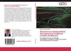 Estructura y desigualdad del ingreso en hogares rurales de México的封面