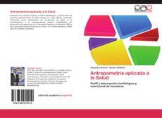 Portada del libro de Antropometría aplicada a la Salud