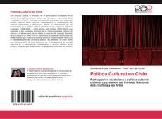 Bookcover of Política Cultural en Chile