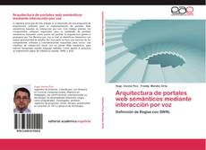 Обложка Arquitectura de portales web semánticos mediante interacción por voz