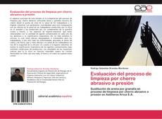 Bookcover of Evaluación del proceso de limpieza por chorro abrasivo a presión