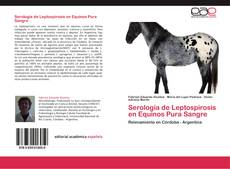 Serología de Leptospirosis en Equinos Pura Sangre的封面