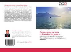 Portada del libro de Camarones de mar cultivados en jaulas