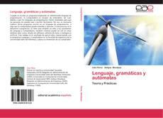 Capa do livro de Lenguaje, gramáticas y autómatas