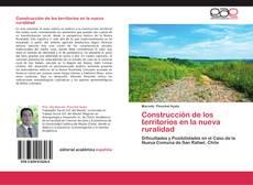 Construcción  de los territorios en la nueva ruralidad kitap kapağı