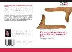 Обложка Estado nutricional de los pacientes internados con VIH