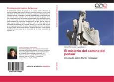 Bookcover of El misterio del camino del pensar
