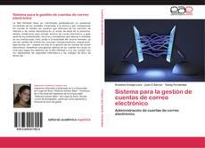 Copertina di Sistema para la gestión de cuentas de correo electrónico
