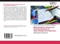 Capa do livro de Metodologías Activas de Enseñanza para el Aprendizaje de la Química