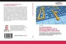 Capa do livro de La orientación epistemológica de la investigación educativa