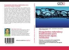 Bookcover of Coagulantes naturales y tradicionales para depuración aguas residuales