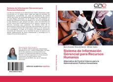 Capa do livro de Sistema de Información Gerencial para Recursos Humanos