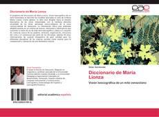 Capa do livro de Diccionario de María Lionza
