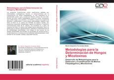 Capa do livro de Metodologías para la Determinación de Hongos y Micotoxinas