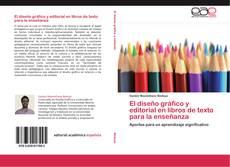 Copertina di El diseño gráfico y editorial en libros de texto para la enseñanza