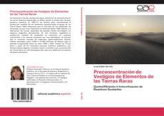 Preconcentración de Vestigios de Elementos de las Tierras Raras kitap kapağı