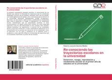 Copertina di Re-conociendo las trayectorias escolares en la universidad
