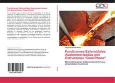 """Portada del libro de Fundiciones Esferoidales Austemperizadas con Estructuras """"Dual Phase"""""""