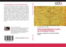Bookcover of Intertextualidad en carta de Cristóbal Colón