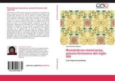 Portada del libro de Románticas mexicanas,  poesía femenina del siglo XIX