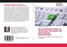 Portada del libro de Accesibilidad Web en Entornos Virtuales de Enseñanza-Aprendizaje