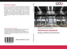 Portada del libro de Patrimonio industrial