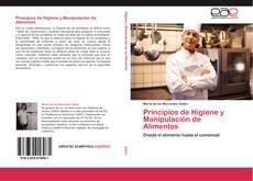Capa do livro de Principios de Higiene y Manipulación de Alimentos