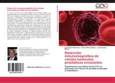 Couverture de Detección inmunomagnética de células tumorales prostáticas circulantes