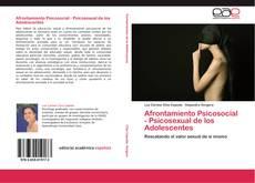 Обложка Afrontamiento Psicosocial - Psicosexual de los Adolescentes