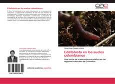 Bookcover of Edafobiota en los suelos colombianos