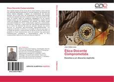 Couverture de Ética Docente Comprometida