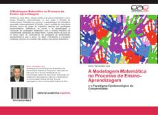 Capa do livro de A Modelagem Matemática no Processo de Ensino–Aprendizagem